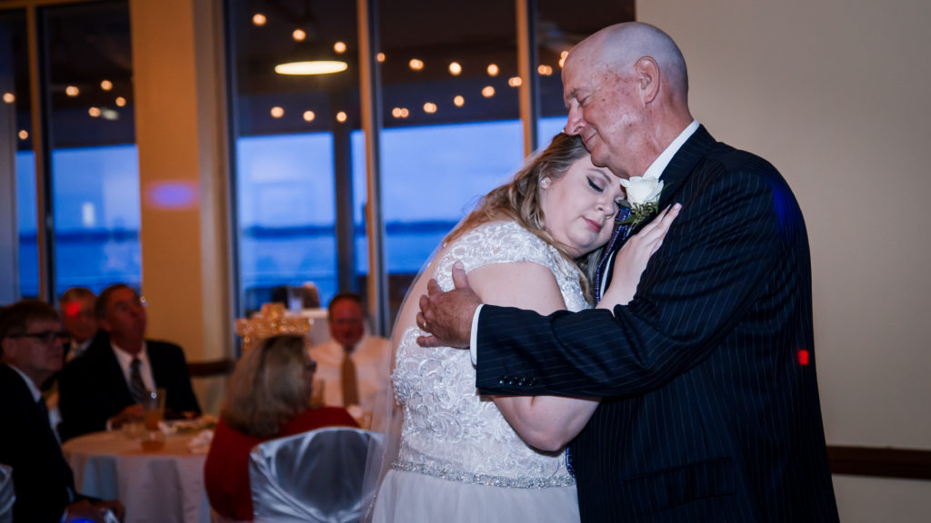 Jen & Chuck Photography | Dad's First Dance