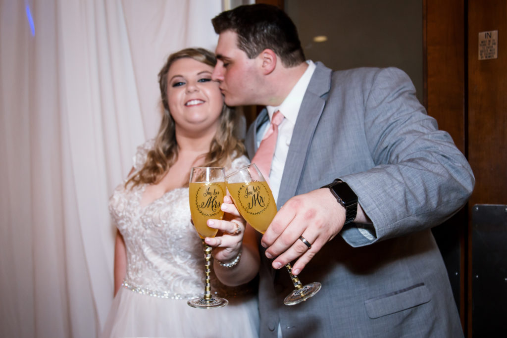 Jen & Chuck Photography | Cheers